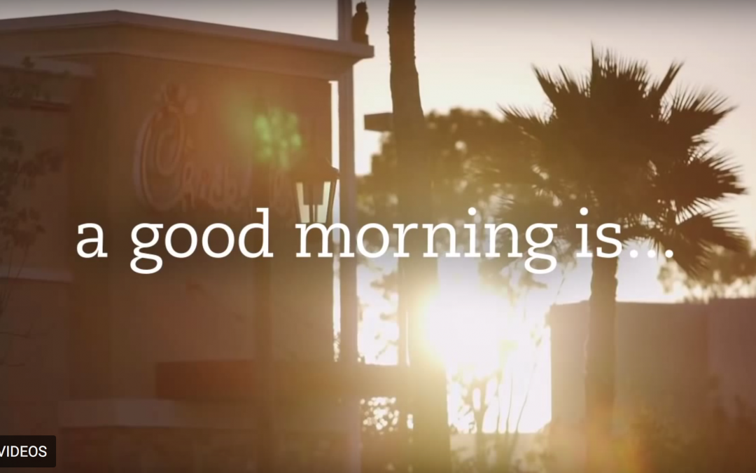 Bringing Some Feel-good Vibes to Your Mornings at Chick-fil-A