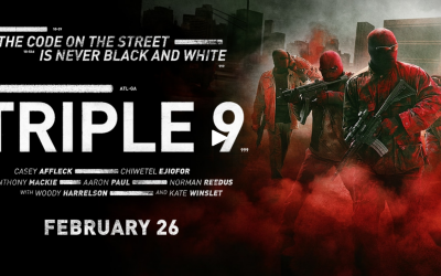 AFFIX MUSIC ON THE BIG SCREEN IN 2016 WITH TRIPLE 9