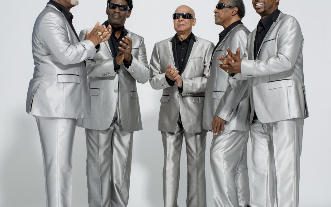 Affix Inks Exclusive Deal with Blind Boys for Re-released Masters