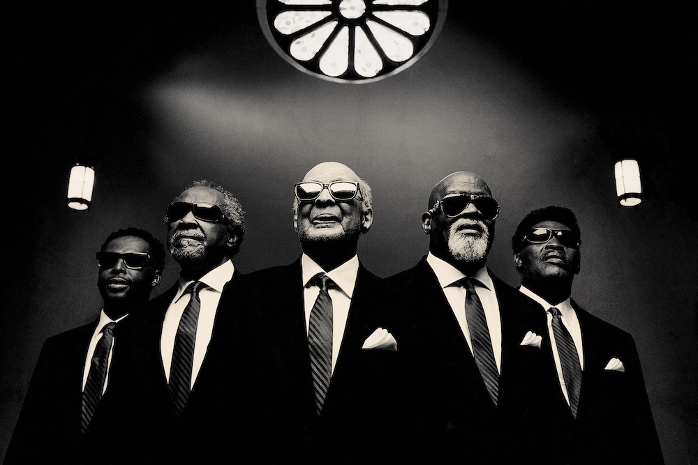 """""""Spirit In The Sky"""" by the Blind Boys of Alabama"""