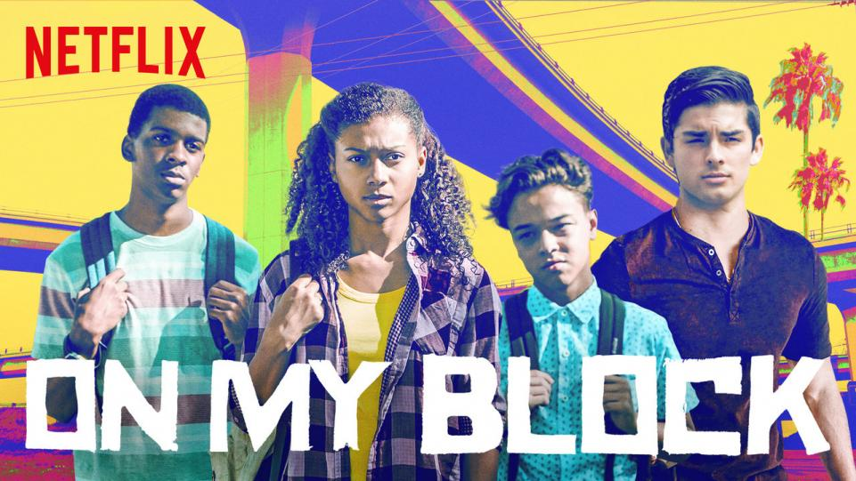Netflix Produced On My Block, Latest Show to Feature Affix Hip-Hop.